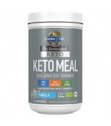 Dr. Formulated Keto Meal Balanced Shake - Vanilka 672g