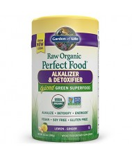 RAW Organic Perfect Food Alkalizer & Detoxifier 285g.