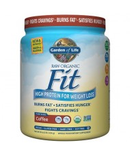 RAW Organic Fit - Coffee 465g