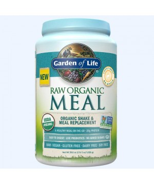 RAW Organic Meal - Natural