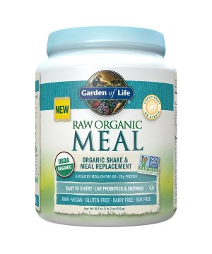 RAW Organic Meal - Natural 519g
