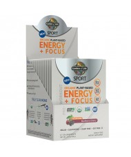 Sport Organic Plant-Based Energy + Focus 6g