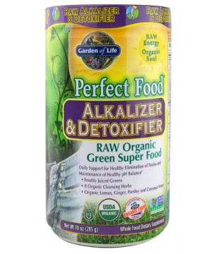 Perfect Food Alkalizer & Detoxifier 285g.