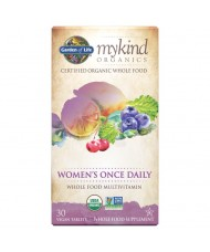 mykind Organics Women's Once daily - 30-tablet