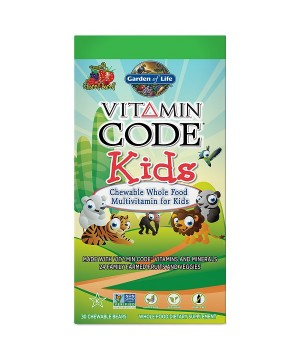 Vitamin Code Kids - 30 tablet