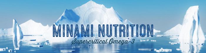 Minami omega3 EPA-DHA